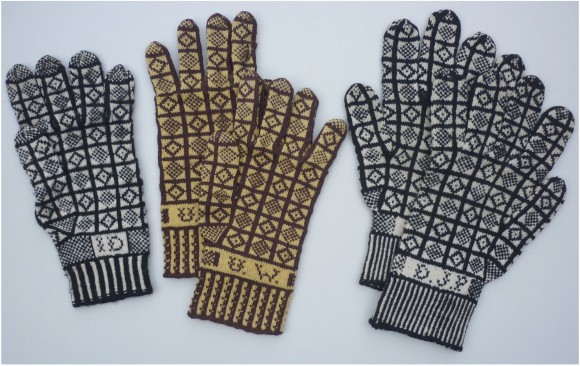 Characteristics of Sanquhar Gloves